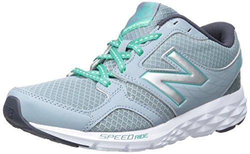 New Balance , chaussures de sport femme Bleu - bleu