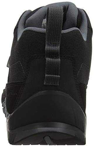 Bottes black De Taille Noir Recruit Randonne Black Basse Wp Merrell Mid Annex 4Zx7wZq6