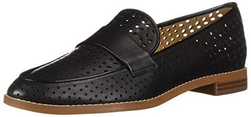 Franco Sarto Women's Hudley2 Loafer Black