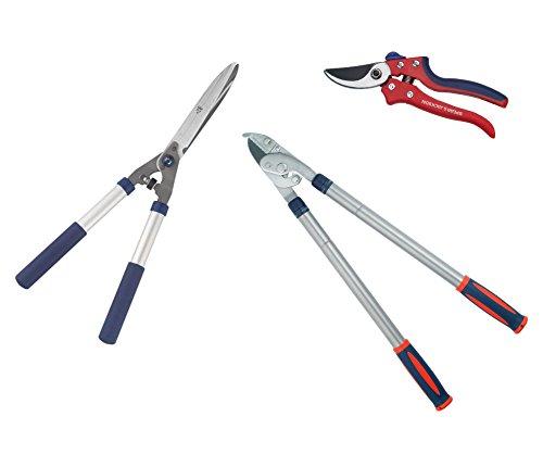Spear & Jackson Razorsharp Schneidwerkzeug-Set 3-teilig