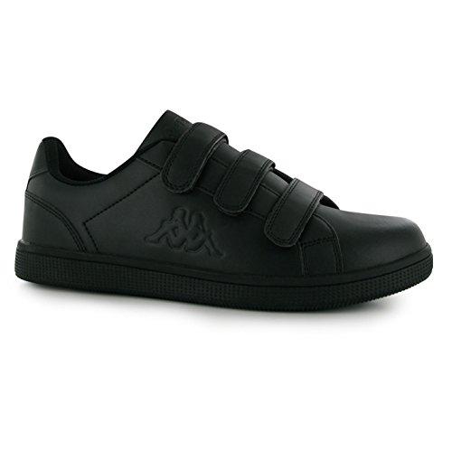 Kappa maresas 2Trainer Herren Schwarz/Blk sportschuhe Sneakers Schuhe
