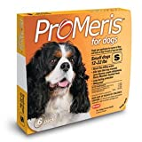 ProMeris for Small Dogs 11 – 22 Pounds 6 Doses USA Version / EPA Registered, My Pet Supplies