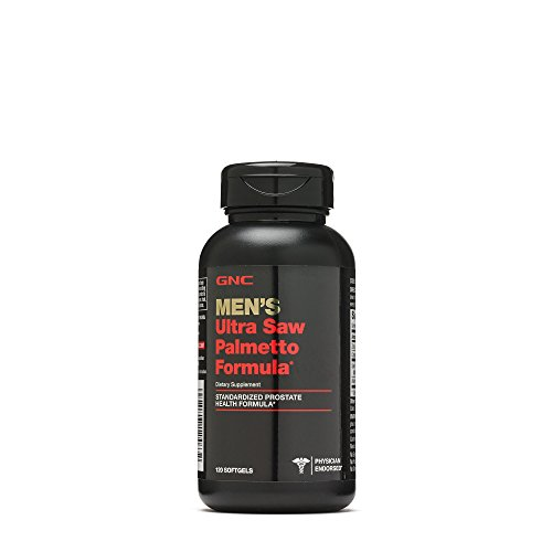 GNC Mens Ultra Saw Palmetto Formula