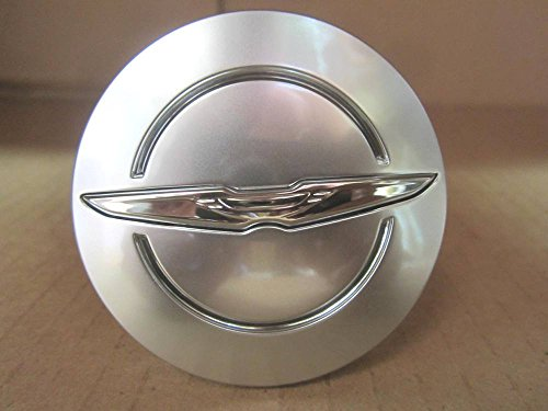 OEM Mopar 2011 2012 2013 2014 Chrysler 200, 300, Town & Country Wheel Rim Center Cap, Matte Silver - - Center Dulles Town