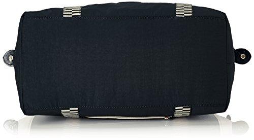 Bleu True Black Kipling Sac Art 58 Dazz Navy M Noir Mix plage liters de cm Noir 26 qqg7Op6x
