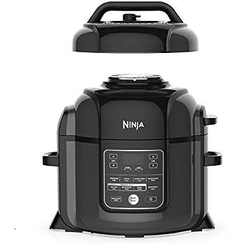 Amazon.com: Ninja OP401 Foodi 8-Quart Pressure, Steamer