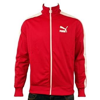 Top Jacke Vintage Trainingsanzug Retro Heroes Herren T7 Puma BedoCx