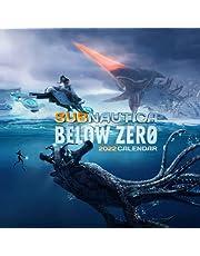 Subnautica Below Zero Calendar 2022: OFFICIAL game calendar. This incredible cute calendar july 2021 to december 2022 with high quality pictures . Gaming calendar 2021-2022 . Calendar video games