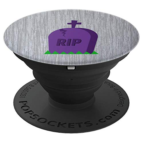 Halloween RIP Tombstone - PopSockets Grip and Stand