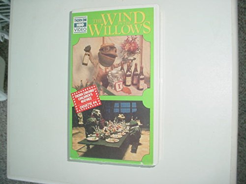 The Wind in the Willows VHS cassette #4 Grand Annual Show , The open road again , Wayfarers - Wayfarer Road