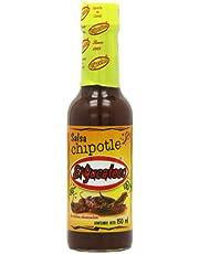 MexGrocer El Yucateco Chipotle Salsa 150 ml (Pack of 2)
