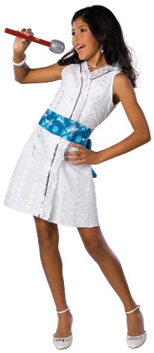 Dazzler Costume (Deluxe Gabreilla Star Dazzler Child Costume - Large)