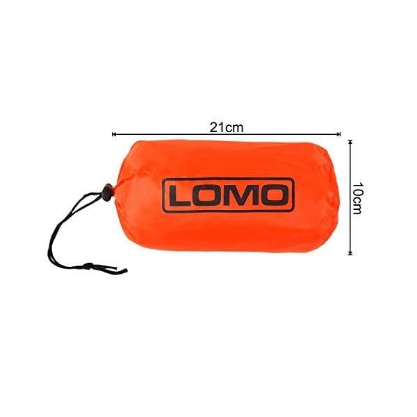 Lomo Emergency Shelter Bothy Bag 1