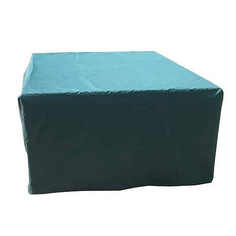 IDWOI Fundas para Muebles De Jardín Juego De Patio Cubierto ...