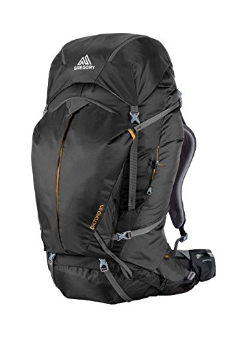 Gregory Mountain Products Men's Baltoro 85 Backpack, Shadow Black, Large