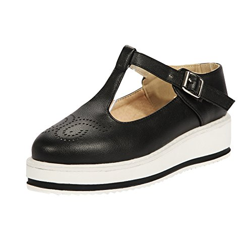 Foot Scarpe Piattaforma Casual Preppy Strap Style Womens T Charm dqFxpHad