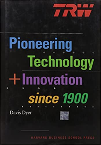 Trw: Pioneering Technology and Innovation Since 1900