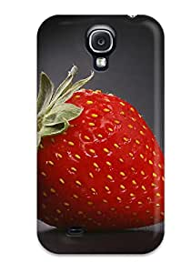 New Arrival Strawberry RcQnQvR16589cWTlg Case Cover/ S4 Galaxy Case