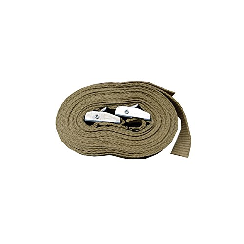 Sand Pair of 2 Metre Luggage Straps