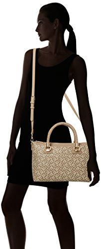 Manhattan Satchel M Printed Liu Jo Women qwYOO0A