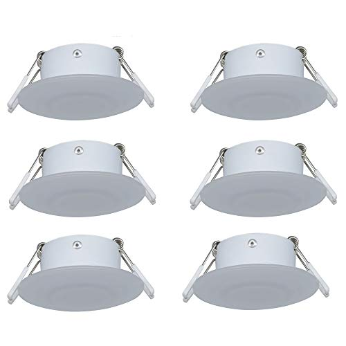 12V Led Puck Lights Dimmable in US - 8