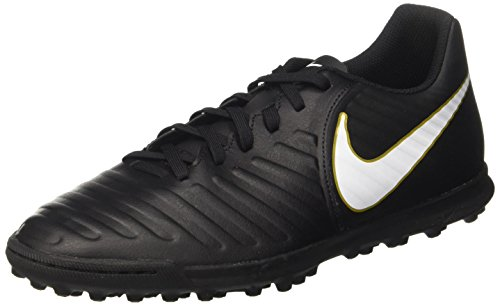 free shipping pay with paypal free shipping big discount Nike TiempoX Rio IV TF Men's Turf Soccer Shoe Black/White sale big sale nggAAHtWGT