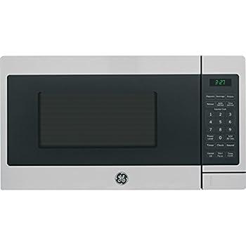Amazon Com Ge Profile Pem31sfss Countertop Microwave
