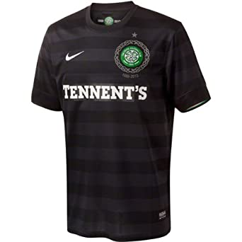 super popular df752 23aa7 Nike Celtic FC Away Replica Football Shirt Short Sleeve Jersey