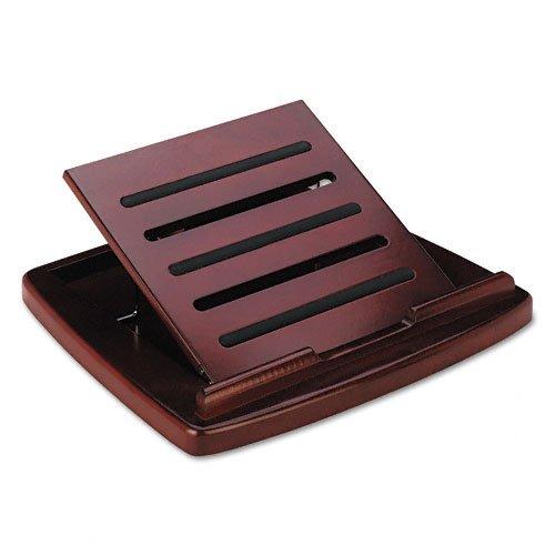 Rolodex 82438 Tones Laptop Mahogany