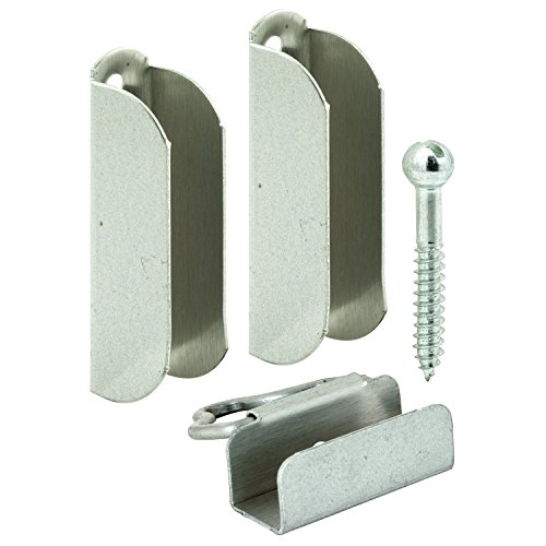 (Prime-Line Products PL 7849 Hangers & Latches 4 Top 2 Bottom, 7/16