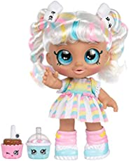 Kindi Kids Snack Time Friends Pre School 10 inch Doll Marsha Mello