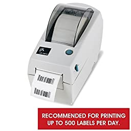 Zebra LP 2824 Plus Thermal Label Printer - BM1818 by Zebra Technologies