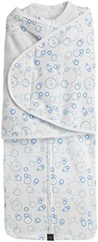 DreamSwaddle - Large (Blue Bubbles) by Mum 2 Mum