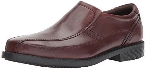 Rockport Mens Style Leader 2 Bike Slip-on Loafer Tan Ii