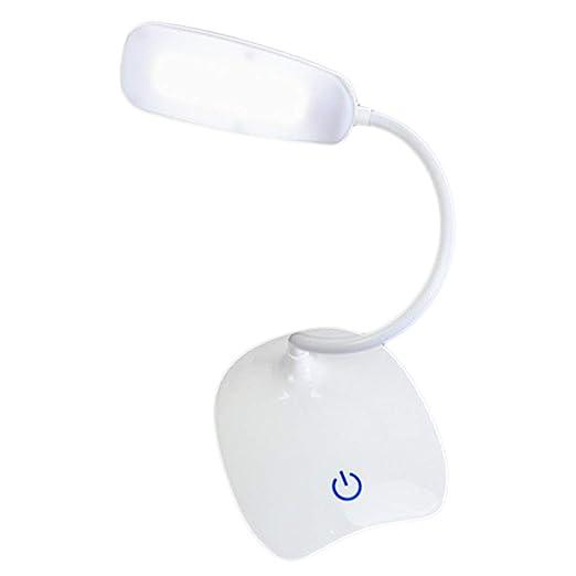 RETYLY Lámpara De Mesa Escritorio Led Recargable USB Luz De ...