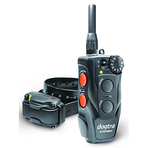 Dogtra COMBO Remote Dog Training Collar 1/2-Mile Range