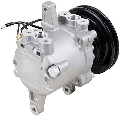 EMIAOTO SVO7E Air Conditioning Compressor AC Compressor OEM:M108S M5040 M7040 for Kubota M8540 M9540 Tractor Air Conditioner Compressor M108S M5040 M7040