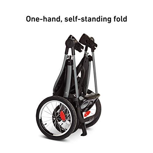 41ZaOqWV%2ByL - Graco Jogging Stroller | Modes Jogger 2.0, Binx