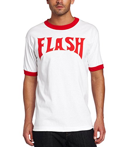 Animation Shops Flash Gordon Logo Costume T-Shirt-XXX-Large