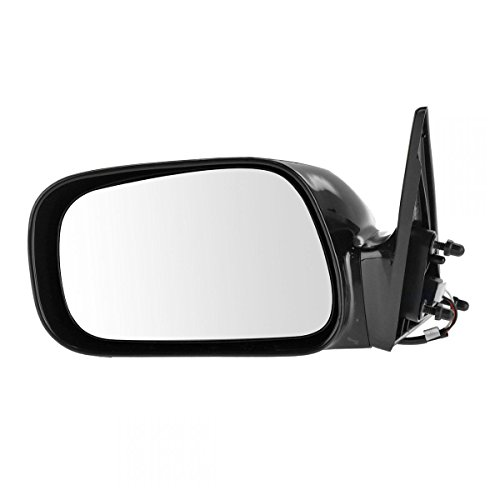(Power Side View Door Mirror Left LH Driver Side for Toyota Camry Japan Model)