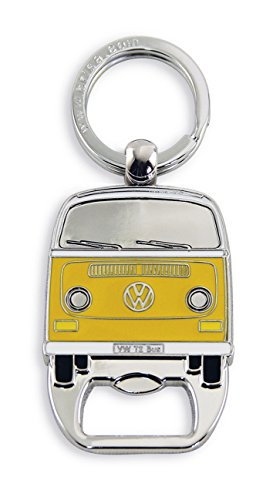 41ZaP3n7yGL BRISA VW Collection - Volkswagen T2 Bulli Bus Schlüssel-Anhänger-Flaschenöffner, Geschenk-Idee/Fan-Souvenir/Retro…