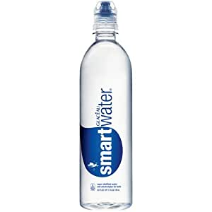 SMARTWATER GLACEAU ENHANCED SPORT BOTTLE DRINKING 700 ML