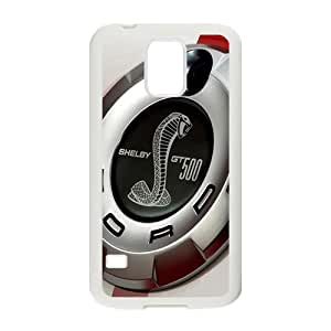 SANLSI Ford Chelby GT 500 sign fashion cell phone case for Samsung Galaxy S5