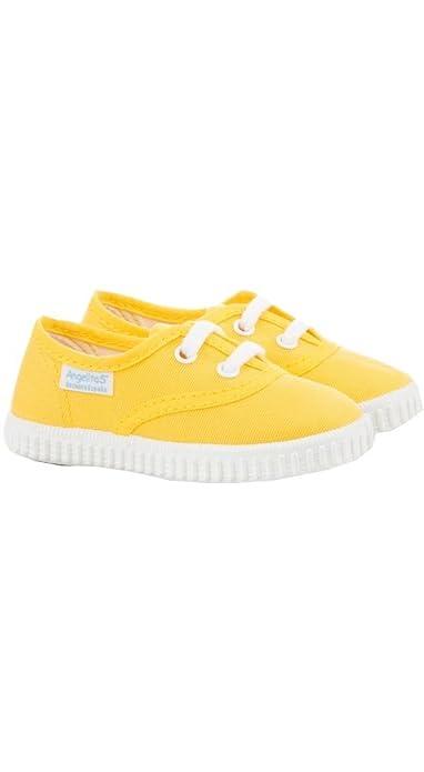 f9b473301 Zapatillas de Lona para Niños y Niñas