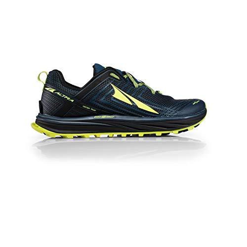 Altra Footwear Men's TIMP 1.5 Gray/Orange 7 D US