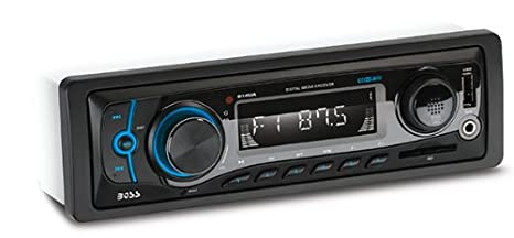 amazon com boss audio systems 614ua in dash single din mp3 odes wiring diagram boss audio systems 614ua in dash single din mp3 compatible digital media am