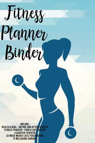 Fitness Planner Binder: Fitness Planner Undate, Fitness ...