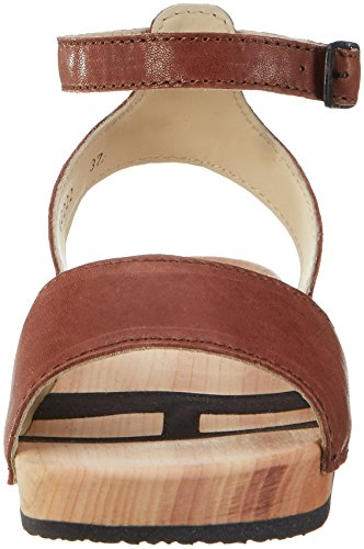 Woody Jana - Mules Mujer Marrón (Copper)