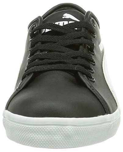 Unisex Elsu black Erwachsene Sneakers Schwarz 01 SL white Puma UdYqwxEtd