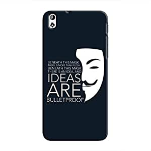 Cover It Up - Ideas Are Bulletproof Desire 816 Hard Case